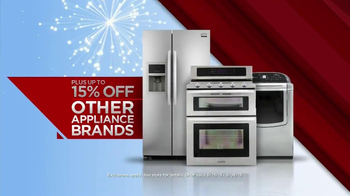 Sears Labor Day Event TV Spot - 609 commercial airings