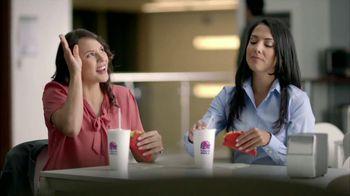 Taco Bell Fiery Doritos Locos Tacos TV Spot, 'No Pica' [Spanish] - 10 commercial airings