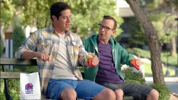 Taco Bell Fiery Doritos Locos Tacos TV Spot, 'No Pica' [Spanish] - Thumbnail 6