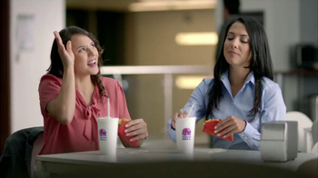 Taco Bell Fiery Doritos Locos Tacos TV Spot, 'No Pica' [Spanish] - 10 commercial airings