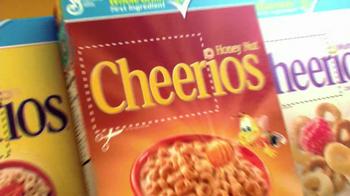 Cheerios TV Spot, 'Send Cheer' - Thumbnail 10
