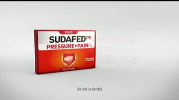 Sudafed PE Pressure+Pain TV Spot - Thumbnail 5