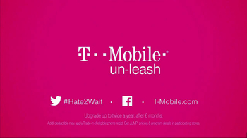 T-Mobile JUMP TV Spot, 'Day 617 of 730' - Thumbnail 9