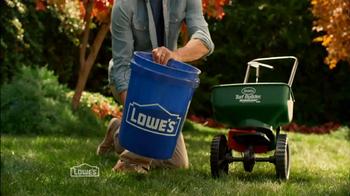 Lowe's TV Spot, 'Prep Your Lawn' - Thumbnail 1