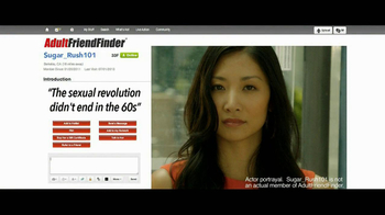Adult Friend Finder TV Spot, 'Bus Stop' - Thumbnail 9