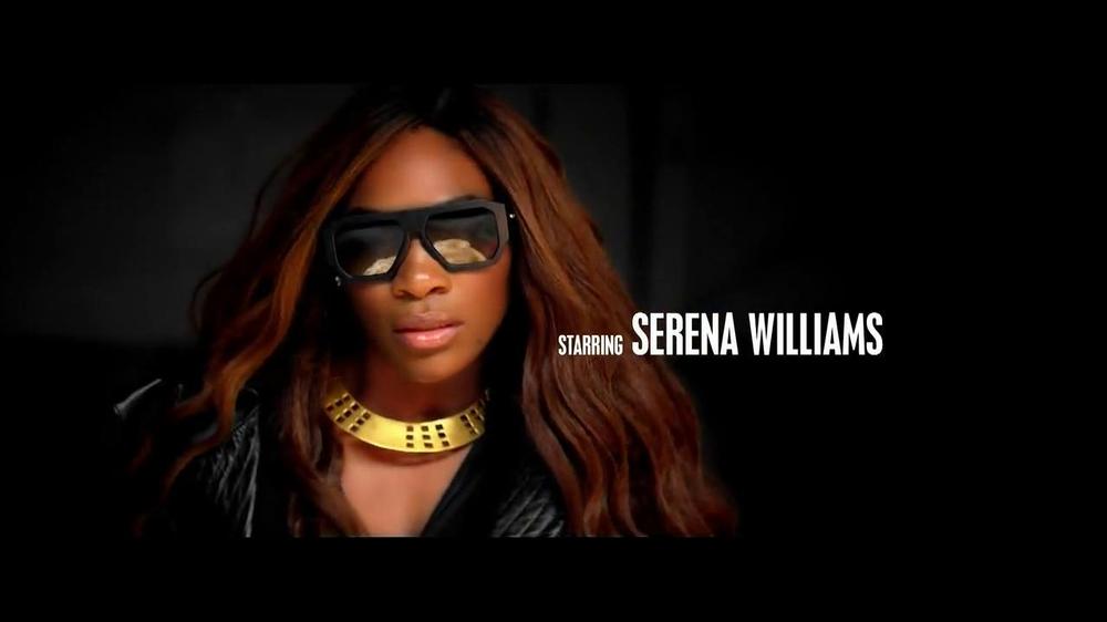 Radio Shack Beats Headphones TV Commercial Feat. Serena Williams