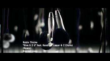 Radio Shack Beats Headphones TV Spot Feat. Serena Williams - Thumbnail 2