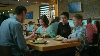 Outback Steakhouse TV Spot, 'Steak and Ulimited Shrimp' - Thumbnail 2