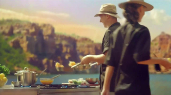 Outback Steakhouse TV Spot, 'Steak and Ulimited Shrimp' - Thumbnail 5