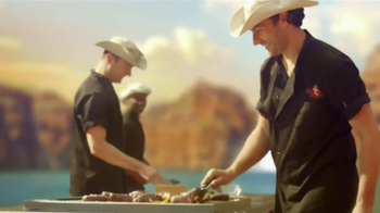 Outback Steakhouse TV Spot, 'Steak and Ulimited Shrimp' - Thumbnail 7