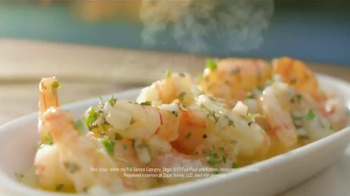 Outback Steakhouse TV Spot, \'Steak and Ulimited Shrimp\'