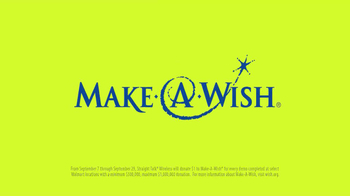 Straight Talk Wireless Give A Minute Help Make A Wish Event TV Spot - Thumbnail 10