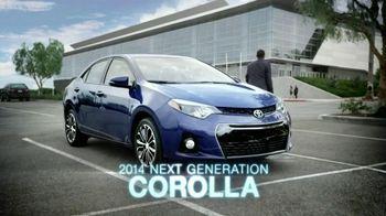 2014 Toyota Corolla TV Spot, 'Change the Game'