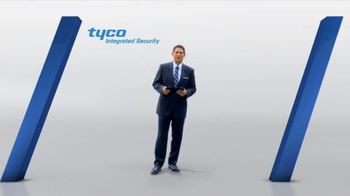 Tyco Integrated Security TV Spot, 'Talk Security' Featuring Steve Young - Thumbnail 1