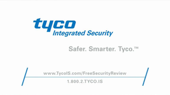 Tyco Integrated Security TV Spot, 'Talk Security' Featuring Steve Young - Thumbnail 10