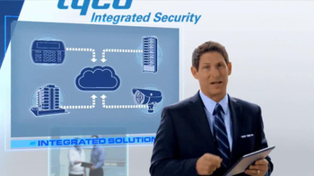 Tyco Integrated Security TV Spot, 'Talk Security' Featuring Steve Young - Thumbnail 6