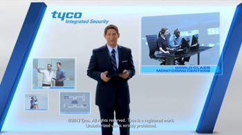 Tyco Integrated Security TV Spot, 'Talk Security' Featuring Steve Young - Thumbnail 8