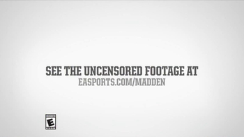 Madden NFL 25 TV Spot, 'Censored Moved' - Thumbnail 10