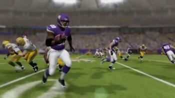 Madden NFL 25 TV Spot, 'Censored Moved' - Thumbnail 6