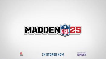 Madden NFL 25 TV Spot, 'Censored Moved' - Thumbnail 7