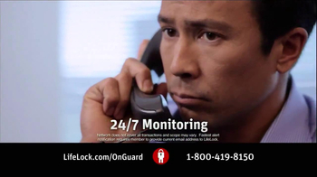 LifeLock TV Spot, 'Doctor' - Thumbnail 4
