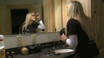 Wildlife Research Center TV Spot, 'Bathroom' Featuring Tiffany Lakosky - 172 commercial airings