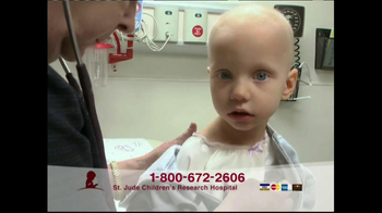 St. Jude Children's Research Hospital TV Spot, 'Fighting Cancer' - Thumbnail 4