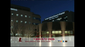 St. Jude Children's Research Hospital TV Spot, 'Fighting Cancer' - Thumbnail 5