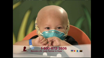 St. Jude Children's Research Hospital TV Spot, 'Fighting Cancer' - Thumbnail 7