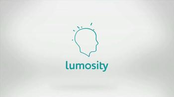 Lumosity TV Spot, 'Getting Better' - Thumbnail 1