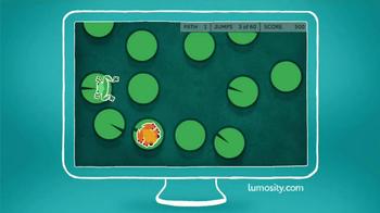 Lumosity TV Spot, 'Getting Better' - Thumbnail 10