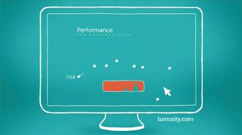 Lumosity TV Spot, 'Getting Better' - Thumbnail 9