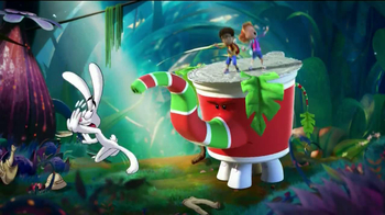 Trix Yogurt TV Spot, 'Cloudy with a Chance of Meatballs 2' - Thumbnail 7