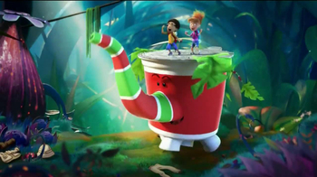 Trix Yogurt TV Spot, 'Cloudy with a Chance of Meatballs 2' - Thumbnail 8