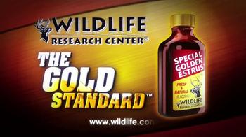 Wildlife Research Center Special Golden Estrus TV Spot, 'Drives Bucks Wild' - Thumbnail 10