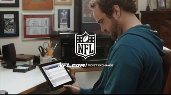 NFL Ticket Exchange TV Spot, 'Gary' - Thumbnail 1