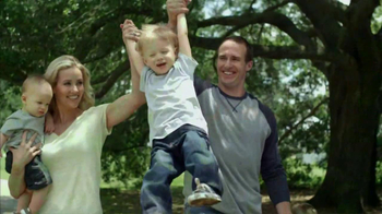 Wrangler Five-Star Premium Denim TV Spot, 'Comfort' Featuring Drew Brees - Thumbnail 8
