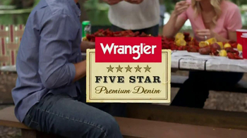Wrangler Five-Star Premium Denim TV Spot, 'Comfort' Featuring Drew Brees - Thumbnail 5