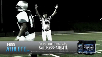 1800Athlete.com Certified Creatine TV Spot - Thumbnail 8