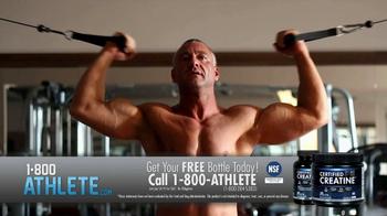 1800Athlete.com Certified Creatine TV Spot - Thumbnail 7