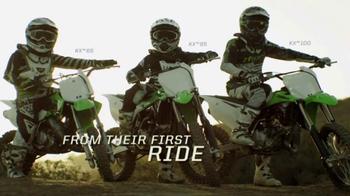 2014 Kawasaki KX TV Spot, 'Destiny' - Thumbnail 6