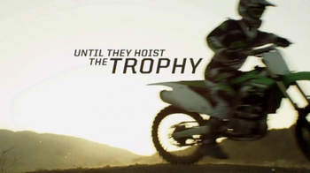 2014 Kawasaki KX TV Spot, 'Destiny' - 41 commercial airings