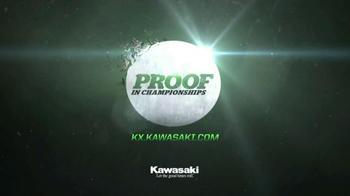 2014 Kawasaki KX TV Spot, 'Destiny' - Thumbnail 8