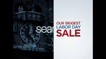 Sears Labor Day Sale TV Spot - Thumbnail 3