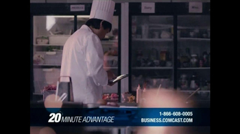 Comcast Business 20 Minute Advantage TV Spot, 'Idea to Life' - Thumbnail 1