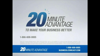 Comcast Business 20 Minute Advantage TV Spot, 'Idea to Life' - Thumbnail 9