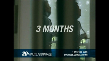 Comcast Business 20 Minute Advantage TV Spot, 'Idea to Life' - Thumbnail 2