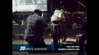 Comcast Business 20 Minute Advantage TV Spot, 'Idea to Life' - Thumbnail 4