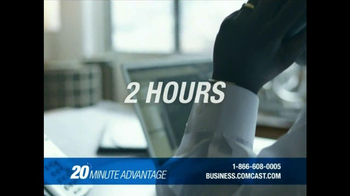 Comcast Business 20 Minute Advantage TV Spot, 'Idea to Life' - Thumbnail 5