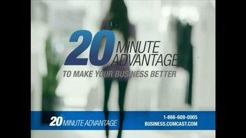 Comcast Business 20 Minute Advantage TV Spot, 'Idea to Life' - Thumbnail 8